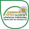 Le label Oeko-Tex a été mis en place par l'Institut autrichien de recherche textile et l'institut allemand de recherche Hohenstein
